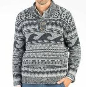 Faherty | Cowichan Sweater